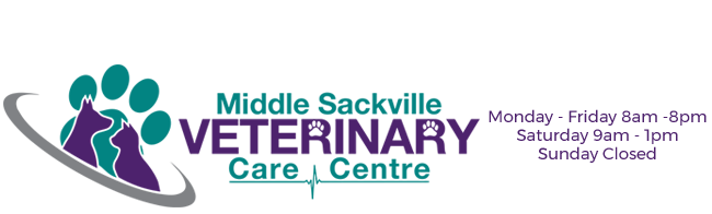 Logo for Veterinarians Middle Sackville, NS | Middle Sackville Veterinary Care Centre